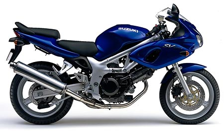 Suzuki Svs Horsepower