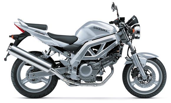 Suzuki Svs Frame Side Fairing